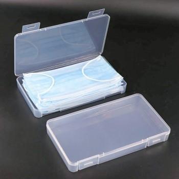 Carcasa transparenta portabila, 195x110x25mm