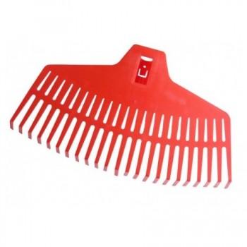 GREBLA PLASTIC DREPTUNGHIULARA 420MM23 DINTI