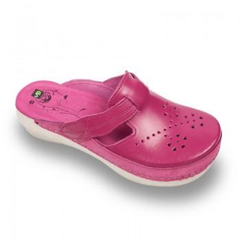 Saboti medicali Leon 156 pink - dama