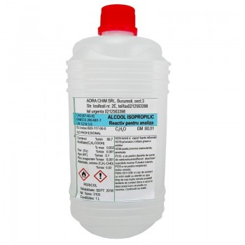 1 l Solutie pentru curatarea cilindrilor si corotroanelor de la cartusele de toner