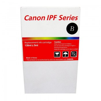 Cartus cerneala compatibil cu Canon PFI - 102 black, Dye