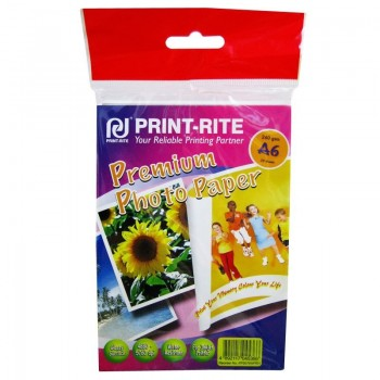 Hartie foto Glossy A6, 260 g/mp