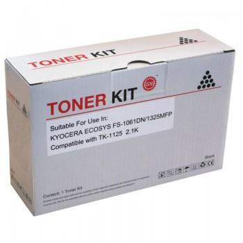 Cartus toner compatibil cu Kyocera TK1125