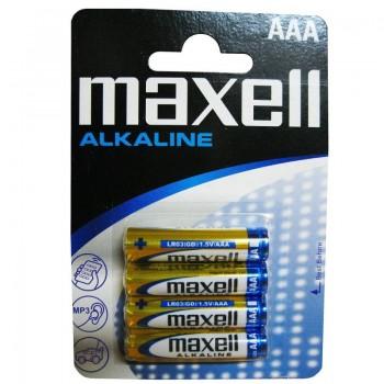 Baterii alcaline Maxell LR3
