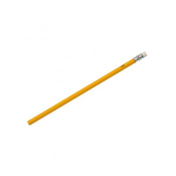 Creion clasic HB, cu radiera