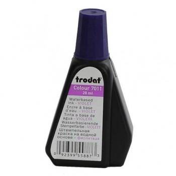 Tus stampila Trodat, 28 ml, violet