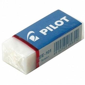 Radiera Pilot, plastic