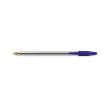 Pix cu bila de unica folosinta, 1.0 mm, albastru
