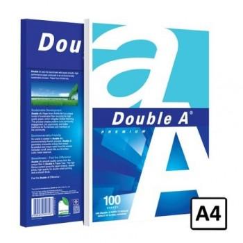 Hartie copiator A4 Double A Premium, 80 g/mp, 100 coli/top