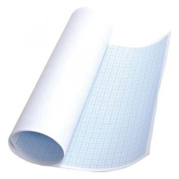 Hartie milimetrica A4, 90 g/mp
