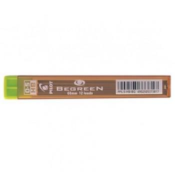 Mine creion mecanic Pilot BegreeN, 0.5 mm, HB
