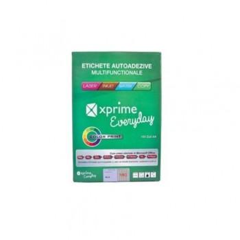Etichete autoadezive Xprime 180/A4, 30 x 9mm