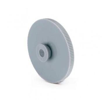 Rotita plastic Rapesco, pentru perforator 4400, 4 bucati/set