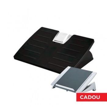 Suport picioare Microban G + suport laptop Riser, Fellowes