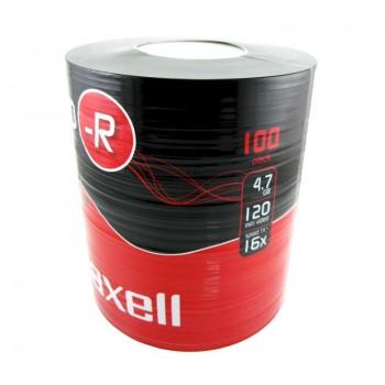 DVD-R Maxell, 4.7GB, 16x, 100 buc