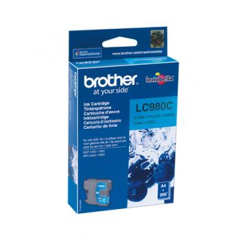 Cartus OEM Brother LC980C