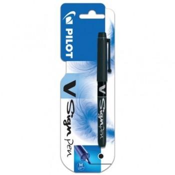 Fineliner Pilot V-Sign Pen, 2 mm, negru