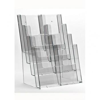 Display transparent, 4X1/3A4