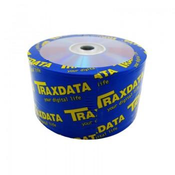 DVD+R Traxdata, 4.7GB, 16x, 50 buc