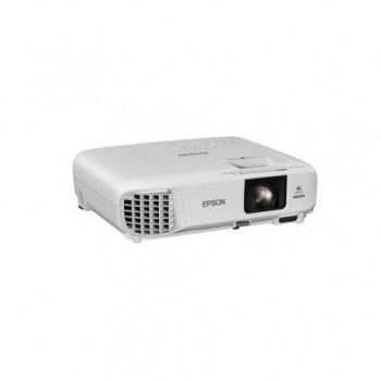Proiector Epson EB-W05 3LCD, WXGA 1280x800,HD Ready 3300 lumeni, 15000:1,lampa6000 ore/ 10.000 ore eco mode, USB 2.0 Type A, USB 2.0 Type B, VGA in,