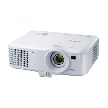 Proiector CANON LV-X320, DLP, XGA 1024x768, 3200 lumeni, 10000:1 ,lampa6.000 ore EcoMode, boxa 10 W, HDMI, LAN RJ-45, Mini D-Sub 15 pini,