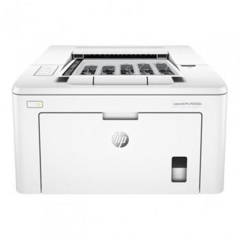 Imprimanta Laser mono HP Laserjet Pro M203dn; Dimensiune: A4, Viteza: max 28ppm (18ipm duplex), Rezolutie: max 1200x1200dpi, Memorie: 256MB RAM,