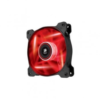 Cooler carcasa Corsair AF120 LED Red Quiet Edition High Airflow, 120x25mm, 3pin