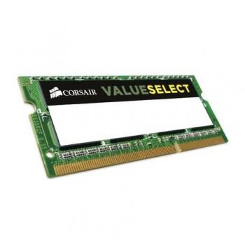 Memorie RAM SODIMM Corsair 4GB (1x4GB), DDR3L 1600MHz, CL11, 1.35V