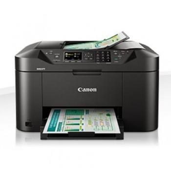 Multifunctional inkjet color Canon Maxify MB2150, dimensiune A4 (Printare, Copiere, Scanare, Fax), duplex, viteza 19ipm alb-negru, 13ipm color,