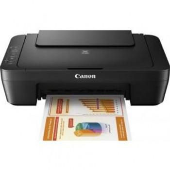 Multifunctional inkjet color Canon Pixma MG2550S, dimensiune A4 (Printare, Copiere, Scanare), viteza 8ipm alb-negru, 4ppm color, rezolutie 4800x600
