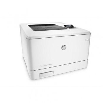 imprimanta laser color HP Laserjet Pro M452DN, dimensiune A4, viteza max 27ppm, rezolutie 600 x 600dpi, procesor 1200Mhz, memorie 128MB, alimentare