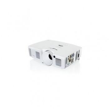 Proiector OPTOMA W402, DLP 3D, WXGA 1280x 800, 4500 lumeni, 20.000:1 ,lampa 7000 ore, HDMI, VGA, Composit, RS232, USB, RJ45, Kensingtonlock, protejar