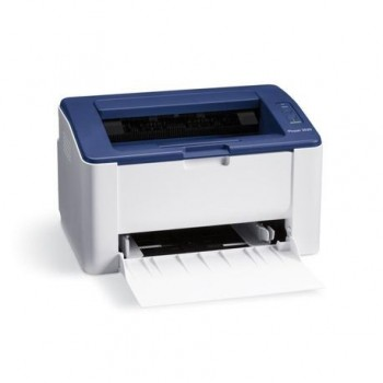 Imprimanta laser mono Phaser 3020BI, Dimensiune A4, Viteza 20 ppm, Rezolutie 600x600dpi, Memorie 128MB, Alimentare cu hartie 150 coli, Interfata USB