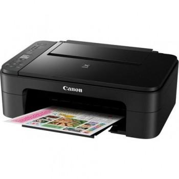 Multifunctional inkjet color Canon Pixma TS3150 Black, dimensiune A4 (Printare, Copiere, Scanare), viteza 7.7ipm alb-negru, 4ipm color, rezolutie