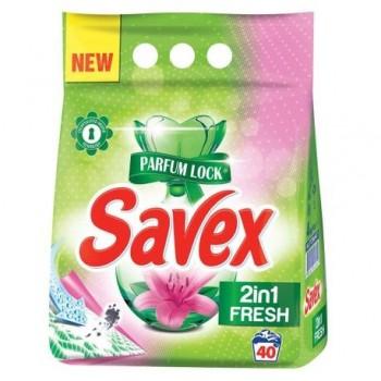 Detergent automat Savex Fresh 2in1, 4 kg