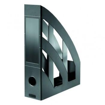 Suport vertical documente Herlitz, negru