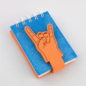 Mini jurnal Thinking Gift, 4 degete