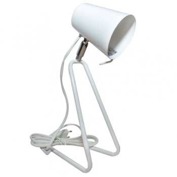 Lampa Flukid, alb