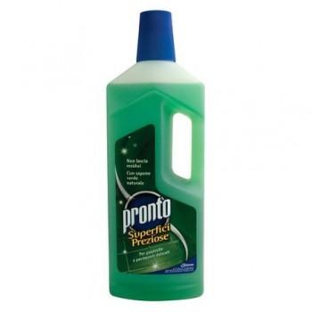 Detergent pentru suprafete ceramice Pronto, cu sapun verde, 750 ml
