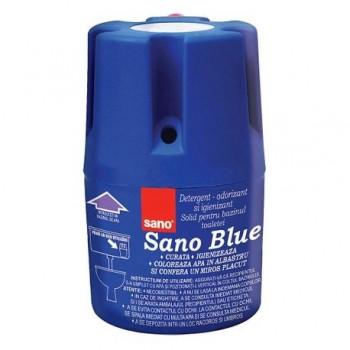 Odorizant Bazin Wc Sano Blue  150 g
