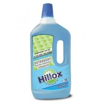 Detergent pentru pardoseli si suprafete ceramice Hillox, 1 l
