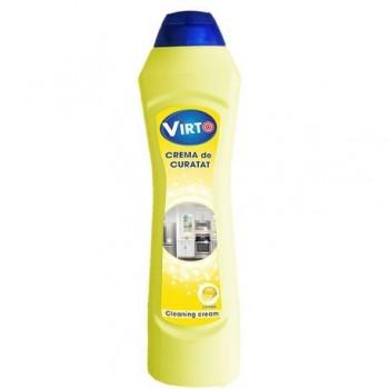 Crema de curatat Virto Lemon, 500 ml