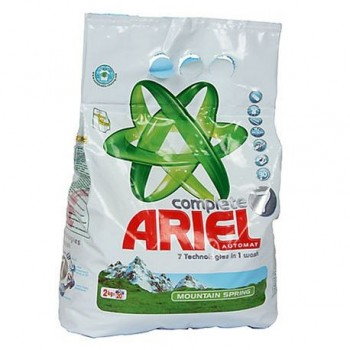 Detergent automat Ariel Mountain Spring, 2 kg
