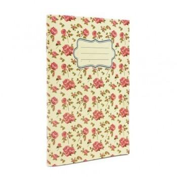 Carnetel Make Notes Vintage, 32 file, dictando, roz