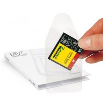 Buzunar autoadezive 3L Office, pentru memory card, 10 bucati/set
