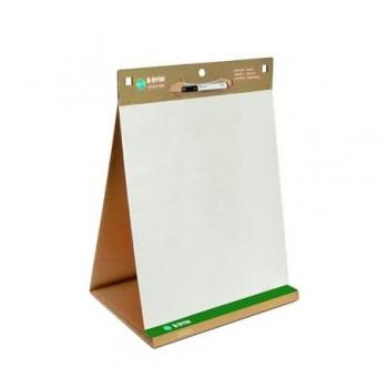 Flipchart de birou Bi-Silque, 58.5 x 50 cm
