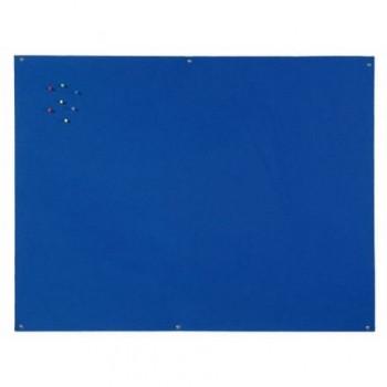 Panou textil Bi-Silque, fara rama, 60 x 90 cm, albastru