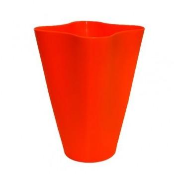 Cos de birou Tu-k-no, portocaliu