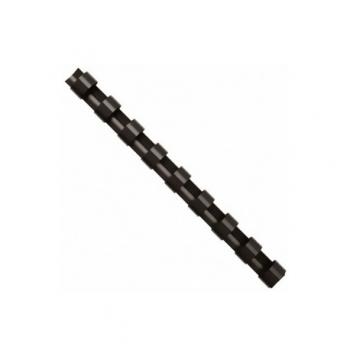 Spire de plastic Fellowes, 14 mm, negru, 100 bucati/set