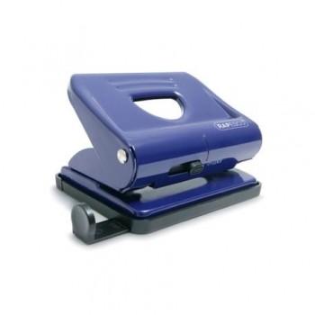 Perforator metalic Rapesco, 22 coli, albastru